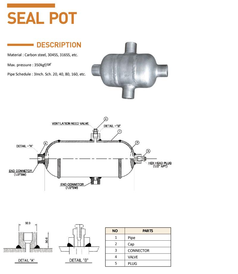 HITELFI Seal Pot