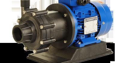 GEMMECOTTI Mag-Drive Centrifugal – HTM PP/ PVDF