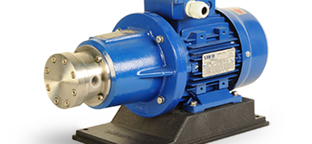 GEMMECOTTI Mag-Drive Rotary Vane Pumps – HTP