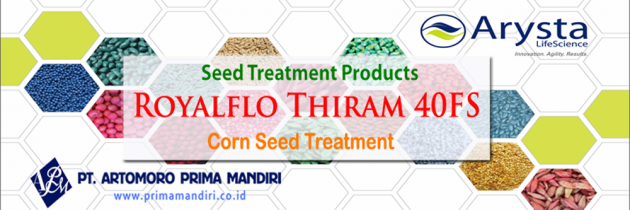 Arysta LifeScience – Seed Treatment Product